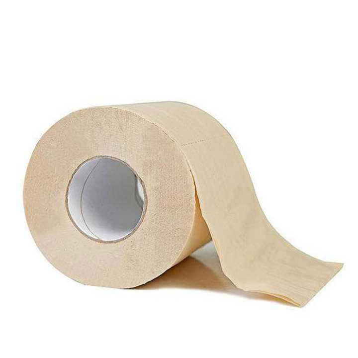 3-ply 100% Bamboo Toilet Paper Roll Bathroom Tissue