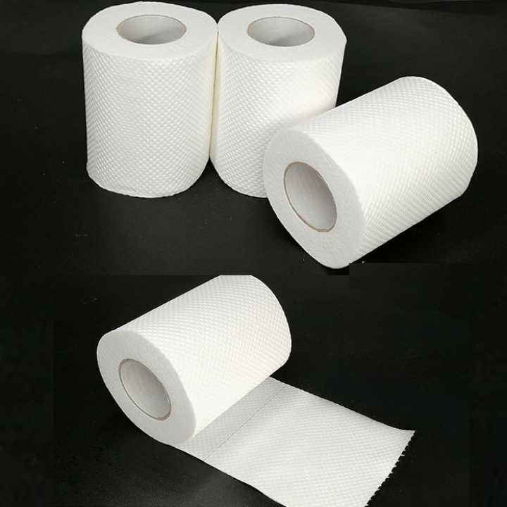 Wholesale Embossed Toilet Paper Rolls