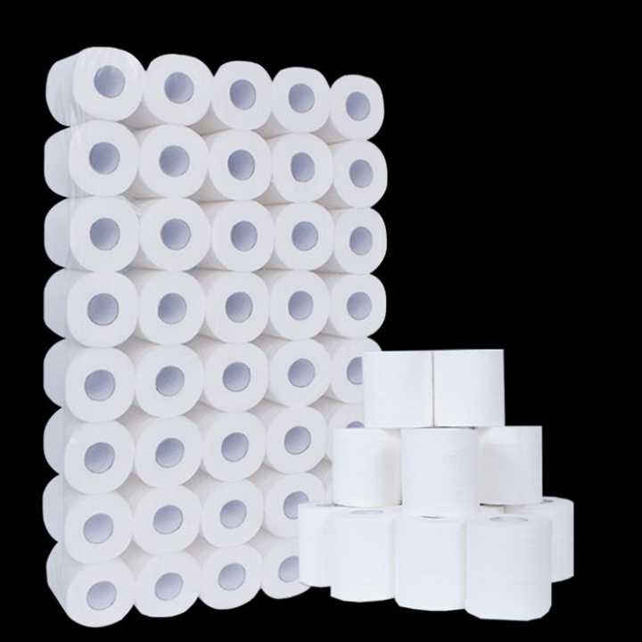 Cheap 3ply Toilet Paper / Bathroom Tissue Rolls