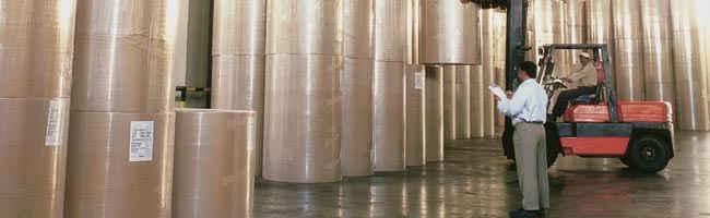 Corrugated Case Materials - Kraft Paper - Linerboard