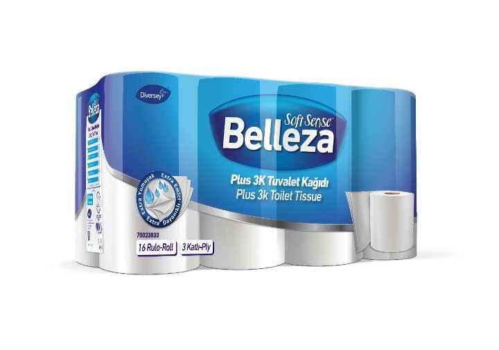 Belleza Toilet Paper Rolls