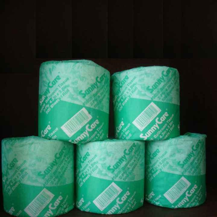 Wholesale Virgin Pulp Toilet Tissue Paper Rolls