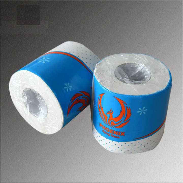 Hotel Toilet Paper