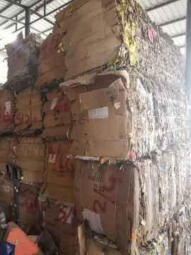 Old Corrugated Cardboard (OCC)