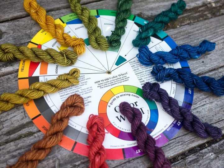 Acrylic (Cationic) Dyes