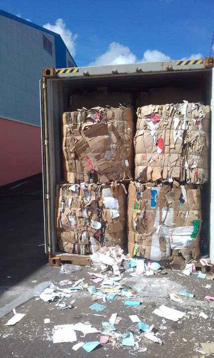 Waste Paper (NCC, OCC, SWL, POC, PWC, OINP, Mixed Waste)