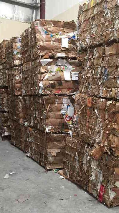 OCC Paper Waste