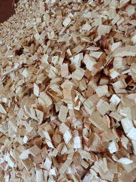 Eucalyptus / Acacia Wood Chips
