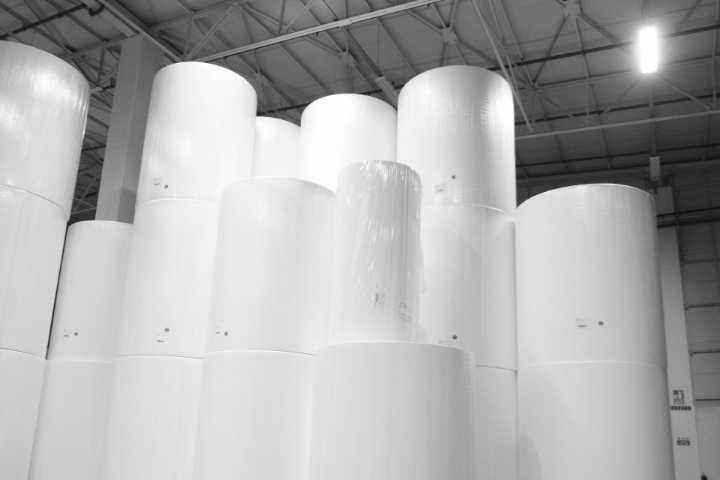 Tissue Paper Jumbo Reels