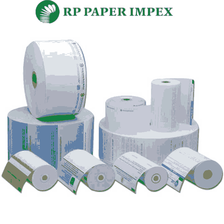Receipt ATM Thermal Paper Rolls, Customised Pre-Printing
