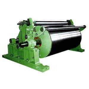 Horizental Pneumatic Winding Machine