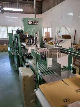 Auto Packing Transfer for Napkin Folding Machines