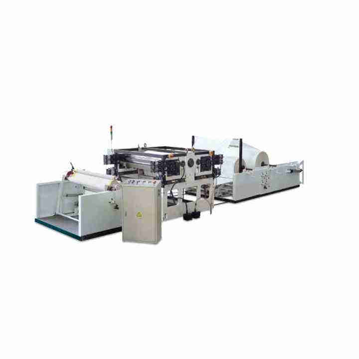 Color Printing Rewinder