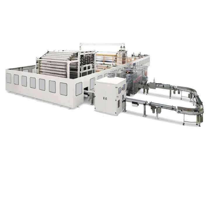 Automatic Facial Tissue Folding Machine