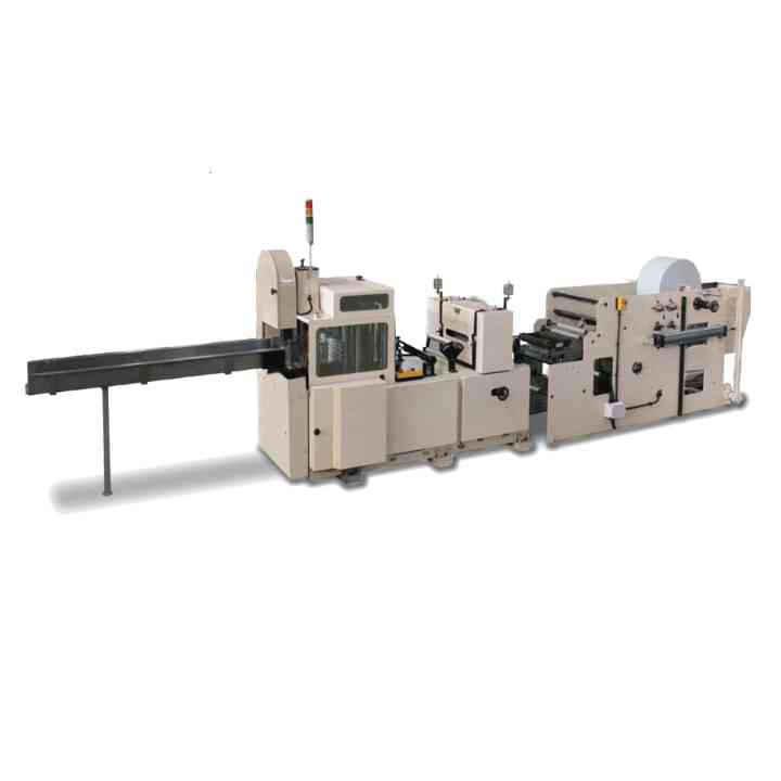 High Speed Napkin Folder Machine