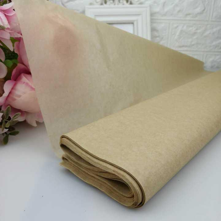 Gift Wrapping Tissue Paper (Fancy, Luxury, Logo Printed)