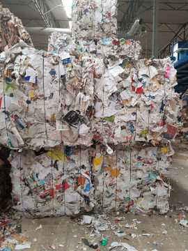SOP # 2 Waste Paper