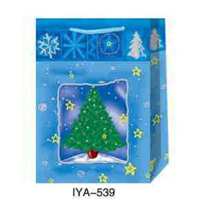 Christmas & New Year Paper Bags