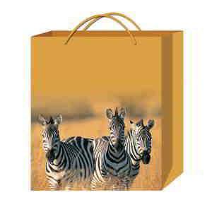 Animal Printed Paper Bags