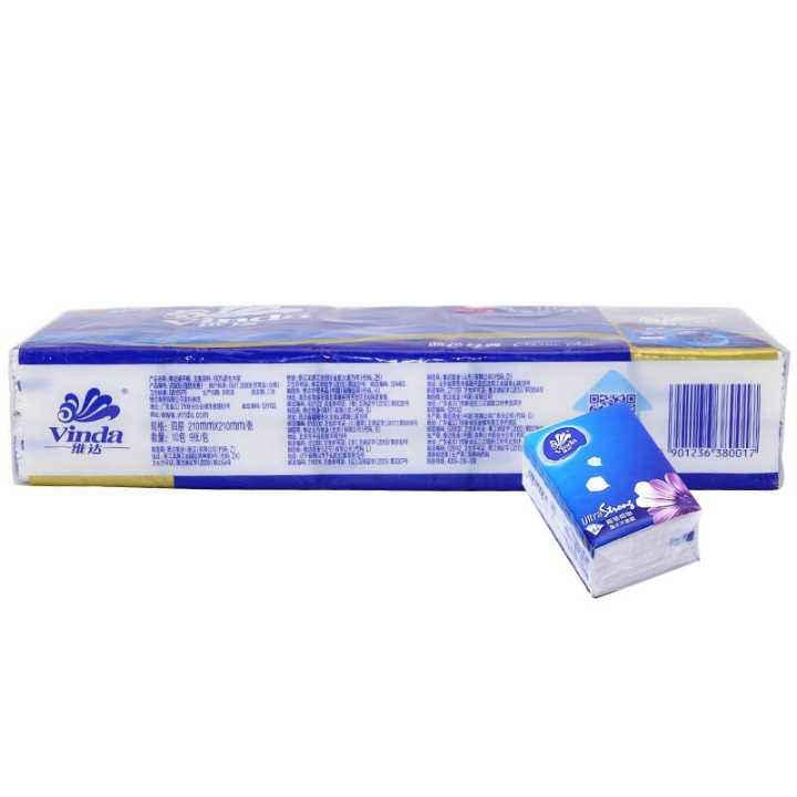 Paper Handkerchief / Napkin Roll Packaging Film