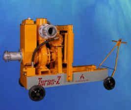 Dewatering Pump (Trolley Mounted)