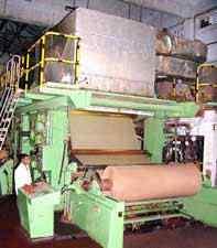 OTC Base Tissue Paper