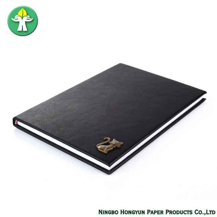 Office Soft Leather Cover Notebooks