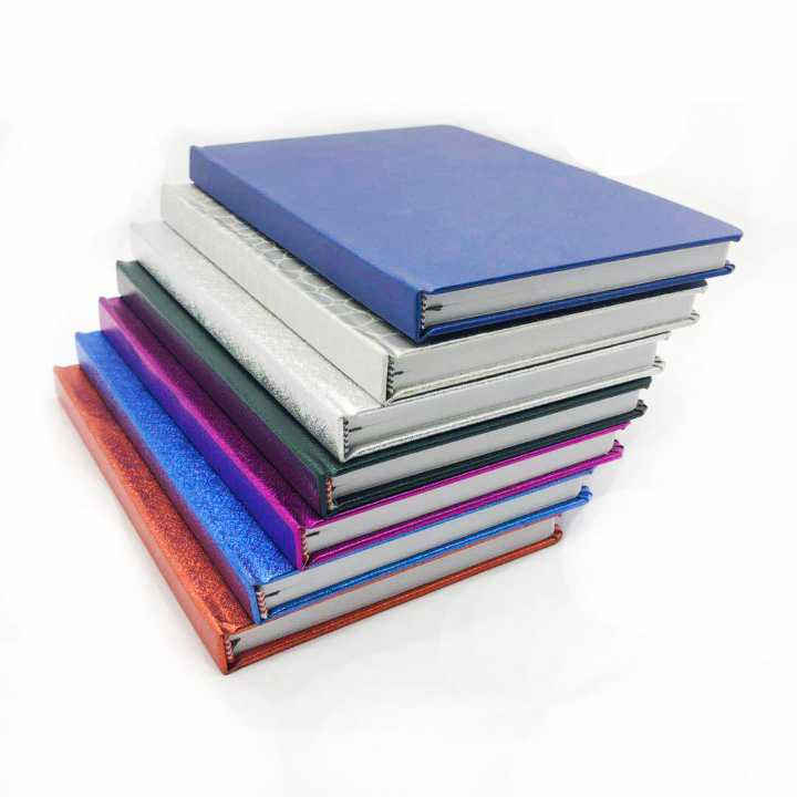 Factory Colorful Cloth Cover Office A5 Notebooks