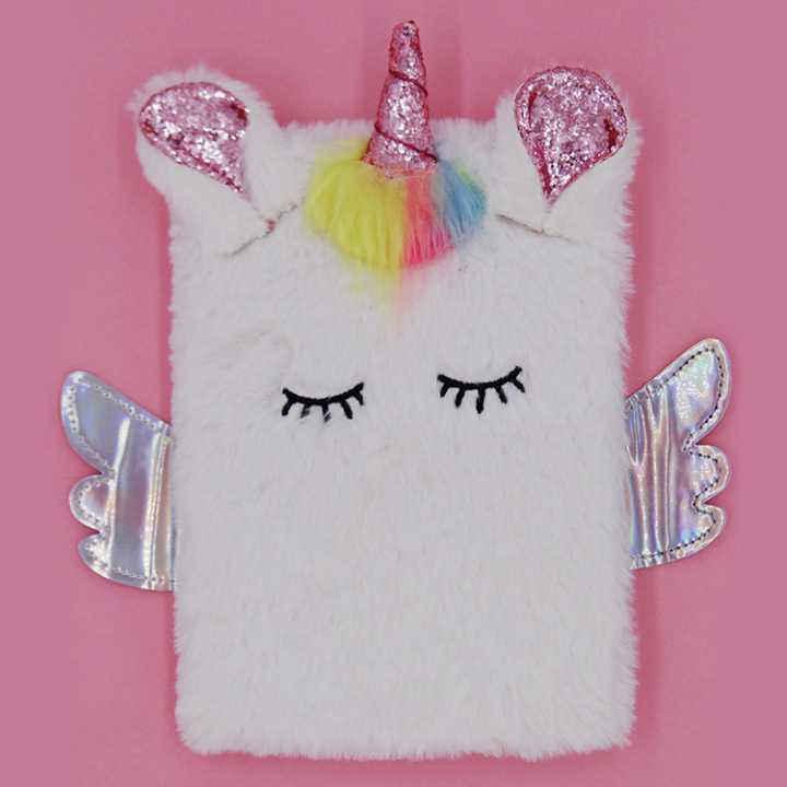 Animal Stationary Cute Furry Notebooks