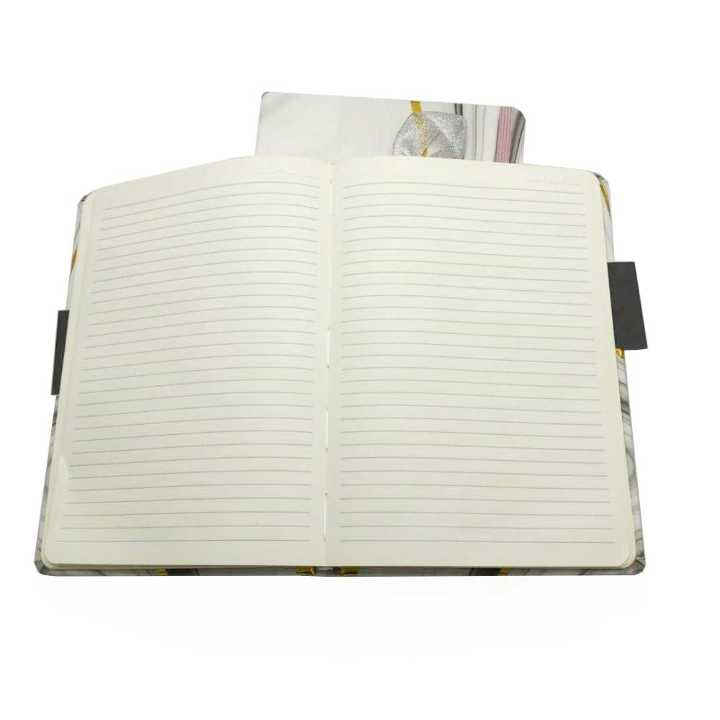 PU Leather Cover Notebooks - Round Corners