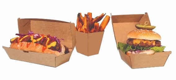 Dura™ Series Food Boxes