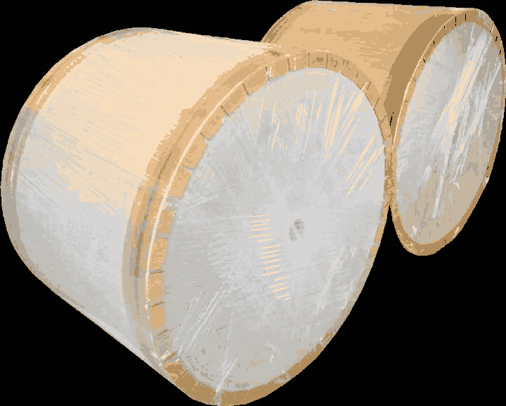High RCT Brown Kraft Paper Rolls