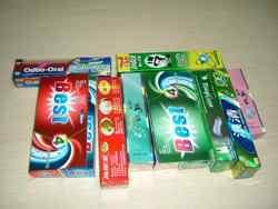 Toothpaste Boxes