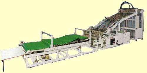 Automatic Flute Laminating Machine