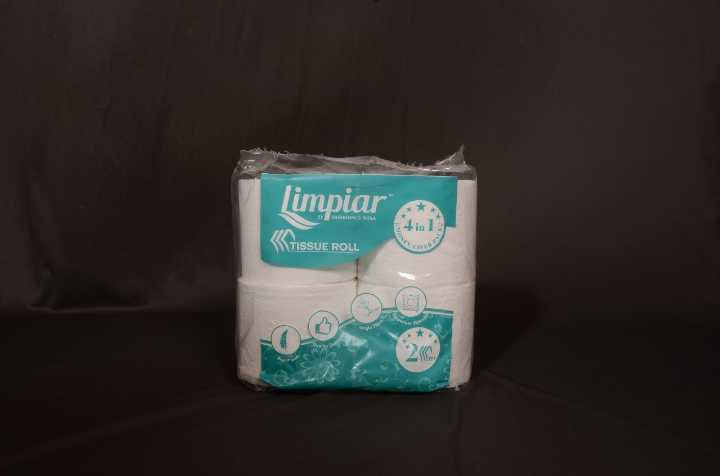 Toilet Paper Rolls - Branded or Unprinted