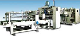 ZWZ Series Automatic Gluer Machine