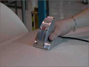 Paper Roll Hardness Tester
