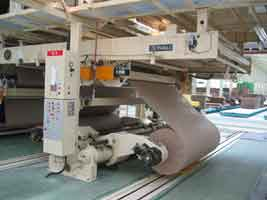 Mill Roll Stand