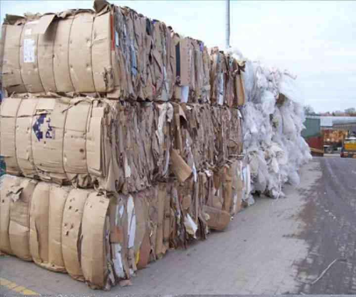 High Quality OCC Waste Paper / Paper Scrap