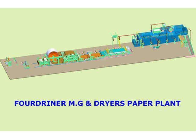 Kraft Paper Machinery