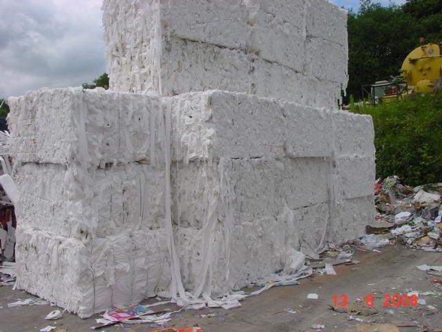 White Tissue Rolls