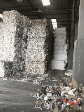 SWL Recycled Paper