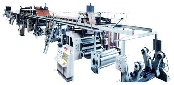 Single-wall Corrugated Board Production