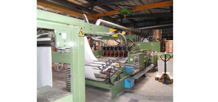 A4/A3 Copy Paper Sheeter for Sale