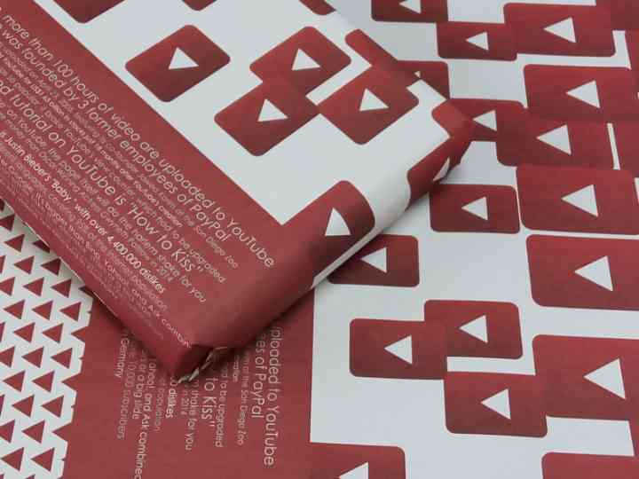 Youtube Facts Gift Wrapping Papers