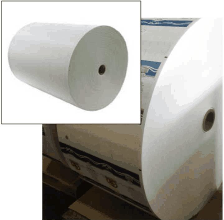 Moisture Resistant White Kraft Paper