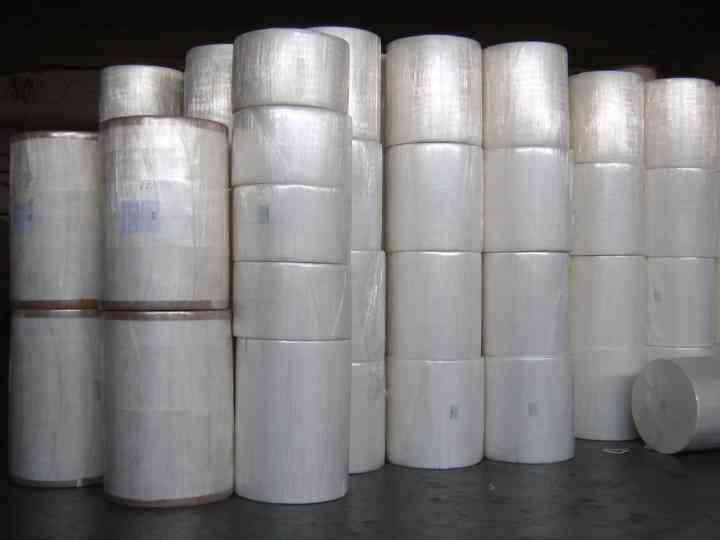 Toilet Paper Mother Rolls