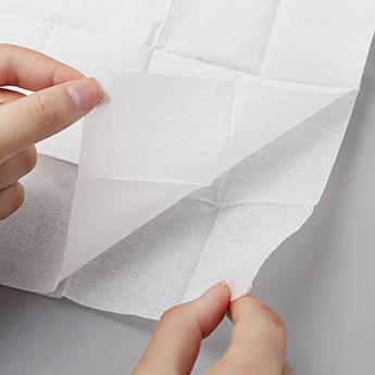 Soft Bag Pocket 2 Ply Facial Tissue Paper