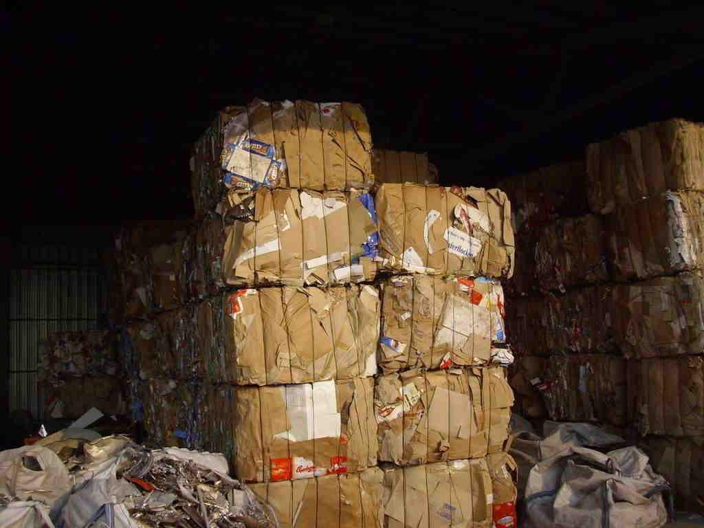 OCC waste.