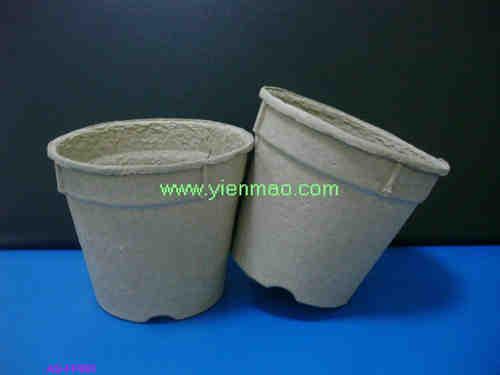 Pulp Flowerpots